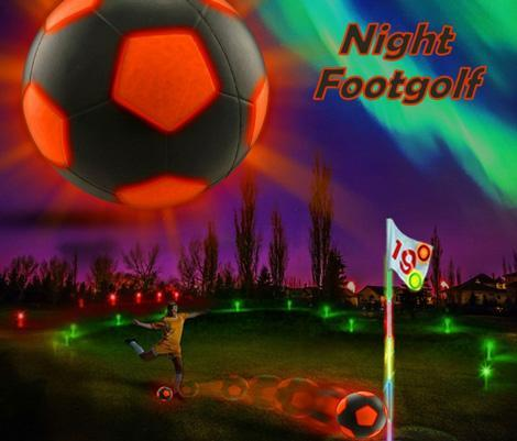 Night Footgolf